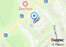 Компания «Строящийся жилой дом по ул. 4-й микрорайон (Кольцово)» на карте