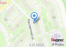 Компания «Кольцовская мебель» на карте