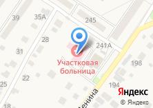 Компания «Барышевская участковая больница» на карте