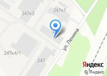 Компания «ТехСтройКомпозит» на карте