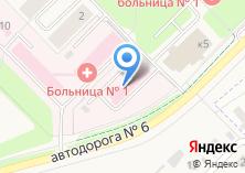 Компания «Медсанчасть №163» на карте