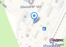 Компания «Продуктовый магазин №11» на карте
