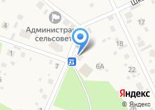 Компания «Продуктовый магазин на Школьной» на карте