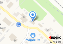 Компания «Продуктовый магазин на Центральной» на карте