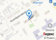 Компания «Ресурсный центр общественных инициатив Искитимского района» на карте