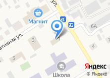 Компания «Почтовое отделение пос. Чернореченский» на карте