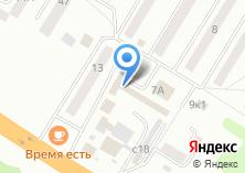 Компания «Магазин фруктов» на карте