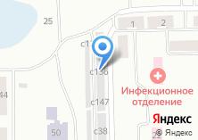Компания «Саныч» на карте