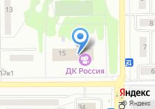 Компания «Прайм-тайм» на карте