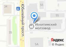 Компания «Крош» на карте