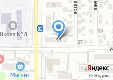 Компания «Проем» на карте