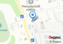 Компания «Искитимские корма» на карте
