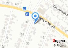 Компания «Легостаевский хлеб» на карте