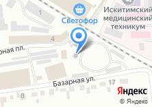 Компания «Промтехснаб» на карте
