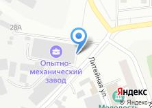 Компания «Инкубаторный завод» на карте