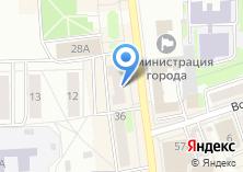Компания «Цветочный дом» на карте
