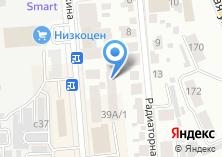 Компания «Актуальная литература» на карте
