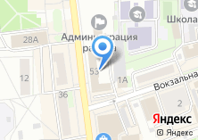 Компания «Межмуниципальный отдел МВД России Искитимский» на карте