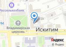 Компания «Зет» на карте
