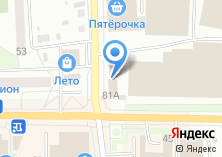 Компания «Искитим Транс Сервис» на карте