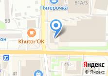 Компания «Центр пассажирских автотранспортных перевозок» на карте