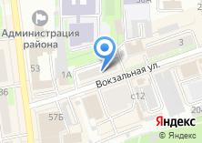 Компания «Цветущий сад» на карте