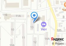 Компания «Управление Федеральной Службы РФ по контролю за оборотом наркотиков по Новосибирской области» на карте