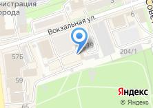 Компания «Аннушка» на карте