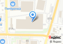 Компания «ДЛ+» на карте
