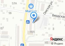 Компания «Экопласт» на карте