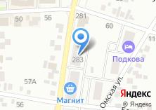 Компания «Витана» на карте