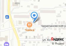 Компания «8 бит» на карте