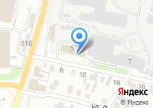 Компания «8небо» на карте