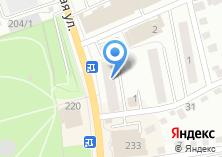 Компания «Участковый пункт полиции №1» на карте