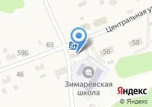 Компания «Администрация Зимаревского сельсовета» на карте