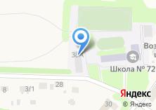 Компания «Все для здоровья» на карте