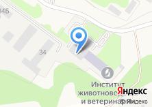 Компания «АНИИСХ» на карте