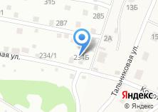 Компания «Пригородное» на карте