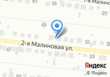 Компания «Натяжные потолки» на карте
