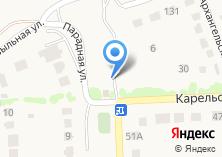 Компания «Чорон» на карте