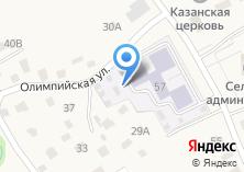 Компания «ФЕДЕРАЦИЯ ТАЭКВОН-ДО ИТФ АЛТАЙСКОГО КРАЯ» на карте