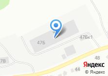 Компания «Раут лтд» на карте