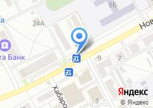 Компания «Традиция» на карте