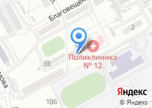 Компания «ГОРА» на карте