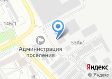 Компания «Сибирь-Контракт» на карте
