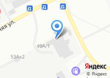 Компания «Сервис-колор» на карте