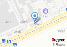 Компания «ТракЦентр» на карте