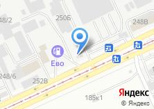 Компания «Строительная фирма» на карте