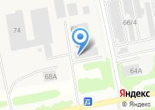 Компания «БетонГост» на карте