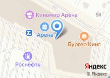 Компания «Арена» на карте